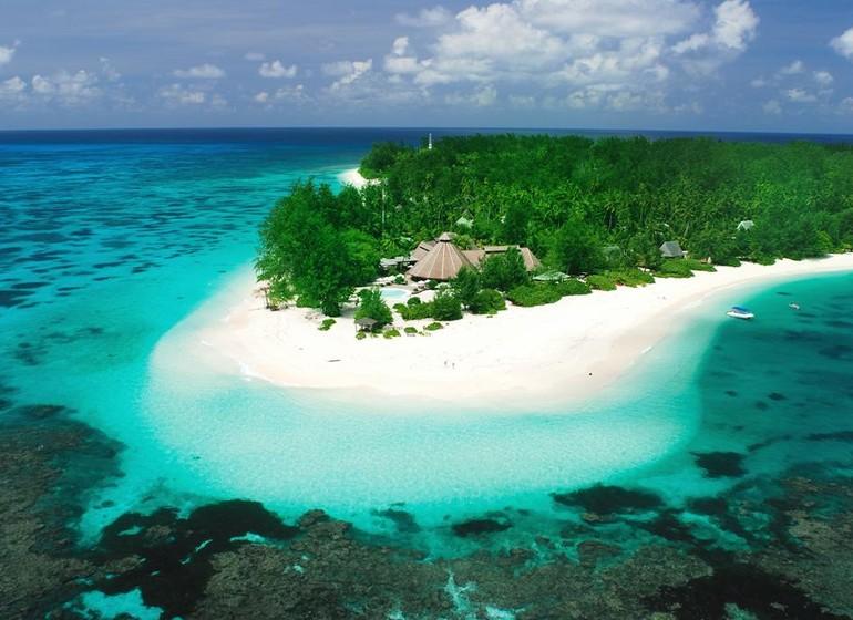 Denis Island, Seychelles