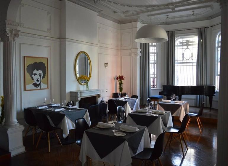 Chili Voyage Palacio Astorecco restaurant