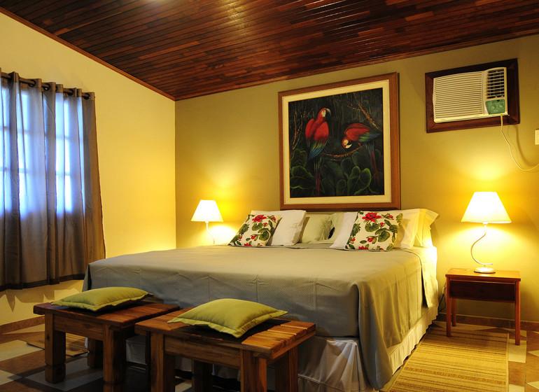 Brésil Voyage Pantanal Rio Mutum chambre double