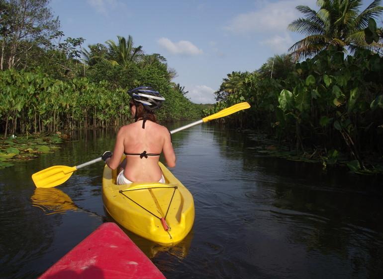 Brésil Voyage Rio Grande do Norte canoë