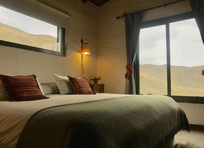 Argentine Voyage Mendoza Rancho e'Cuero chambre double