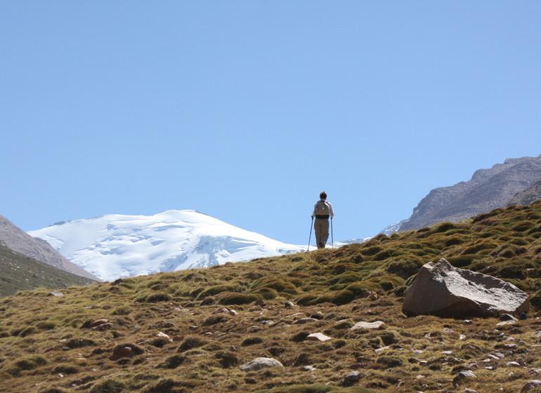 Voyage Mendoza Rancho e'Cuero randonnée