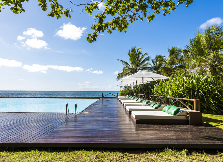 Brésil Voyage Bahia Praia do Forte Tivoli Ecoresort piscine III