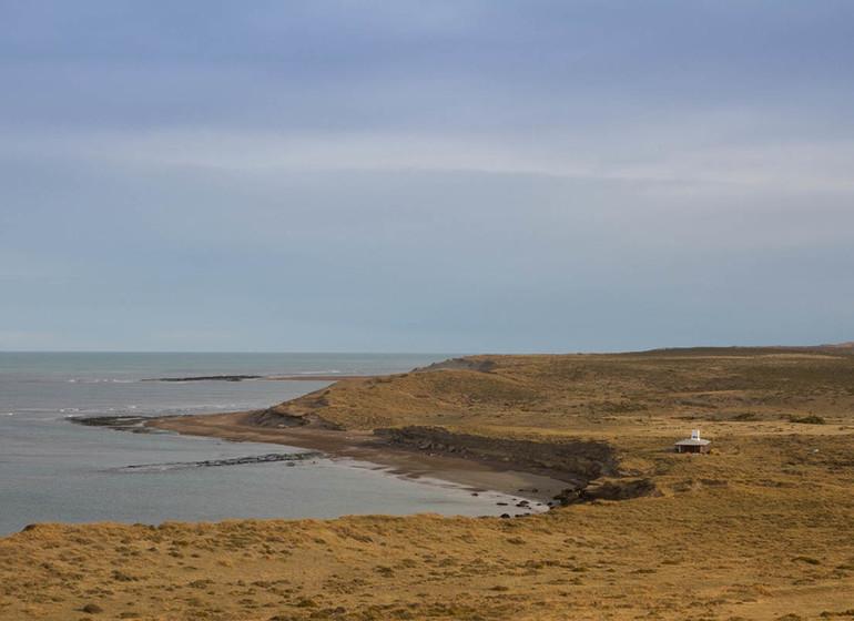 Argentine Voyage Valdès Rincon Chico la baie