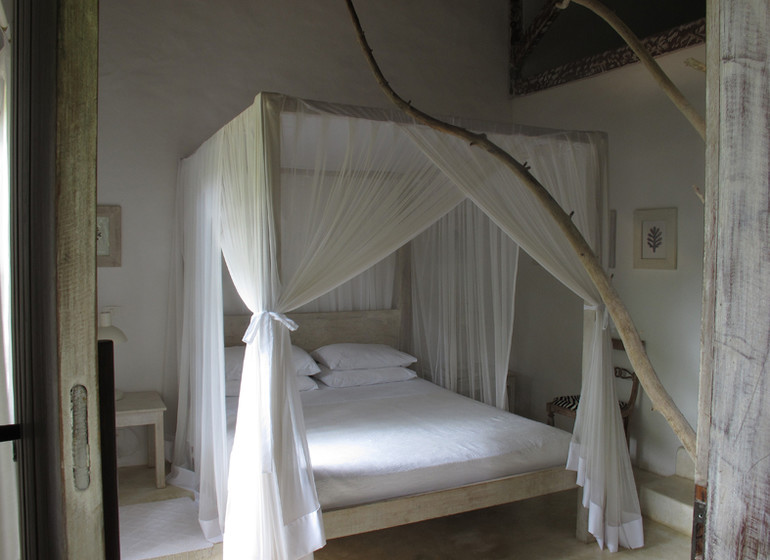 Brésil Voyage Trancoso Pousada bungalow II