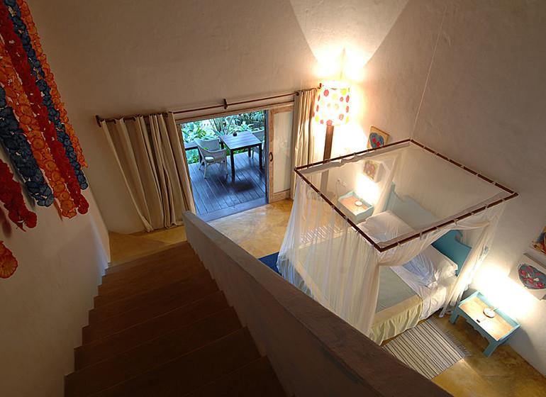 Brésil Voyage Trancoso Pousada bungalow III