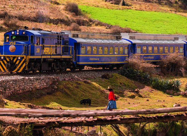 Pérou Voyage train Peru Rail