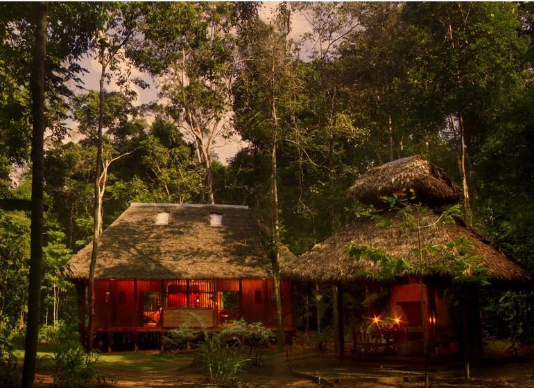 Pérou Voyage Villa Amazon Tambopata