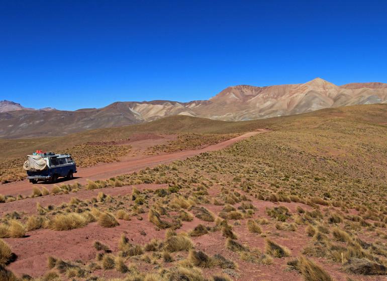 Bolivie voyage Désert de Siloli