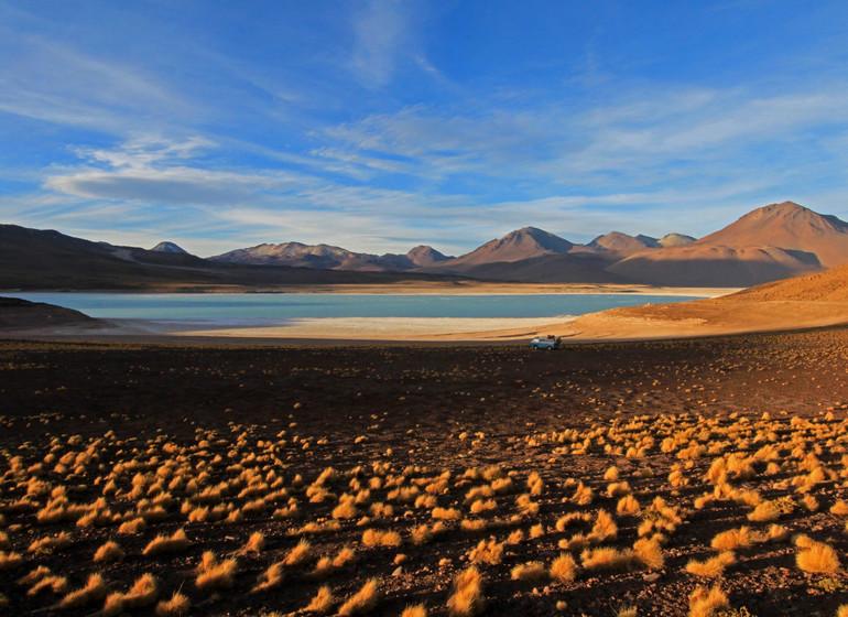 Bolivie Voyage laguna verde