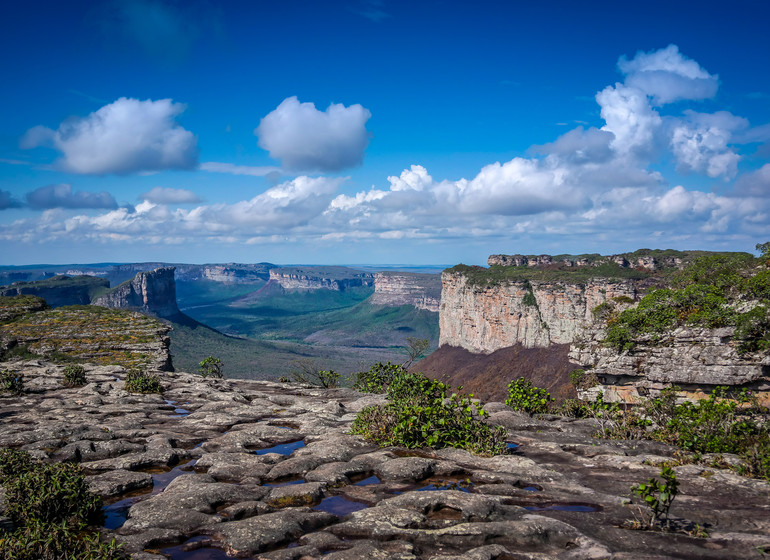 Brésil Voyage Chapada Diamantina panorama