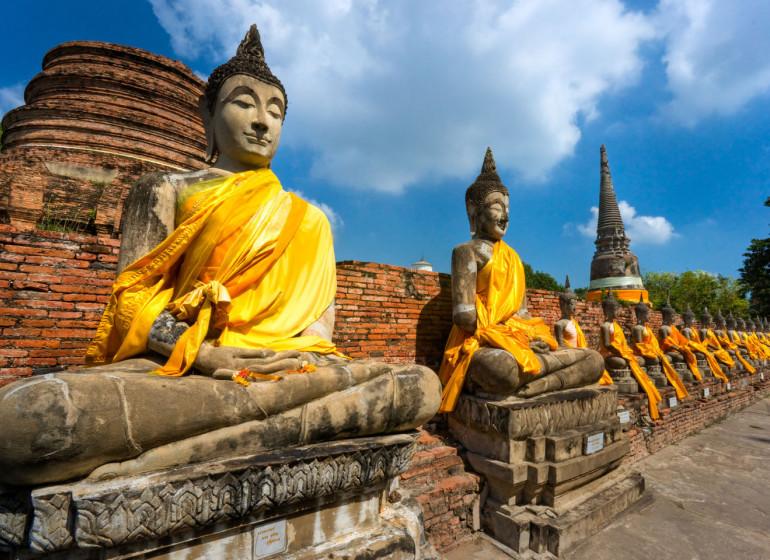 Un instantané du royaume de Siam