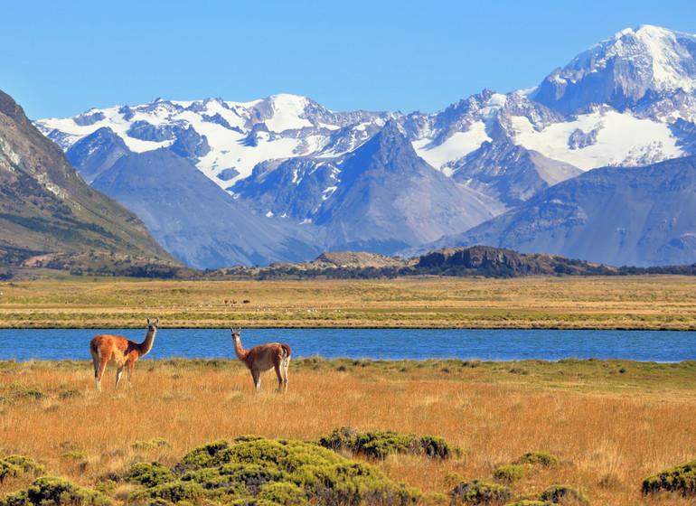 Chili Voyage Patagonie lacs et montagnes