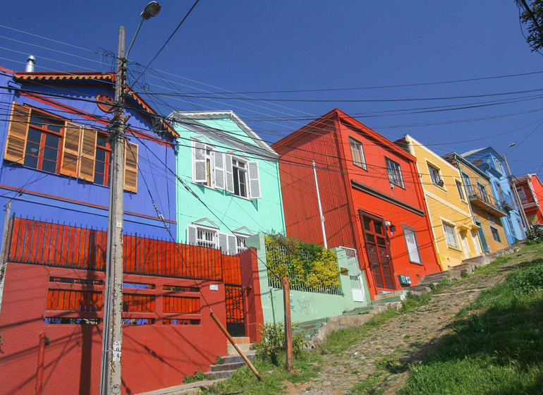 Chili Voyage Valparaiso