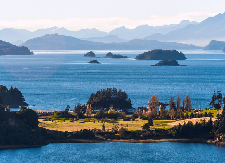 Chili Argentine Région des Lacs