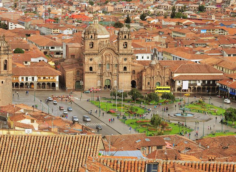 Pérou Voyage Cusco