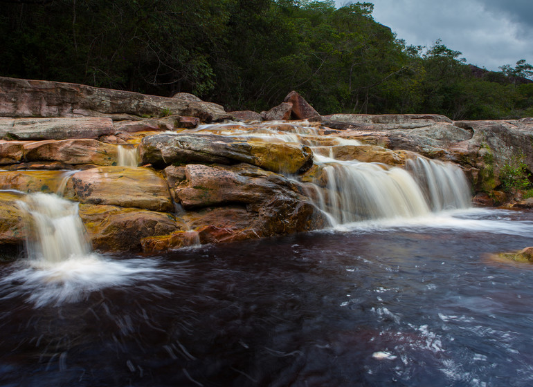 Brésil Voyage Chapada Diamantina cascade