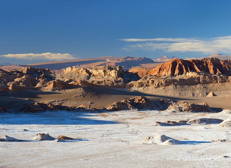 Chili Voyage Atacama Vallée de la mort