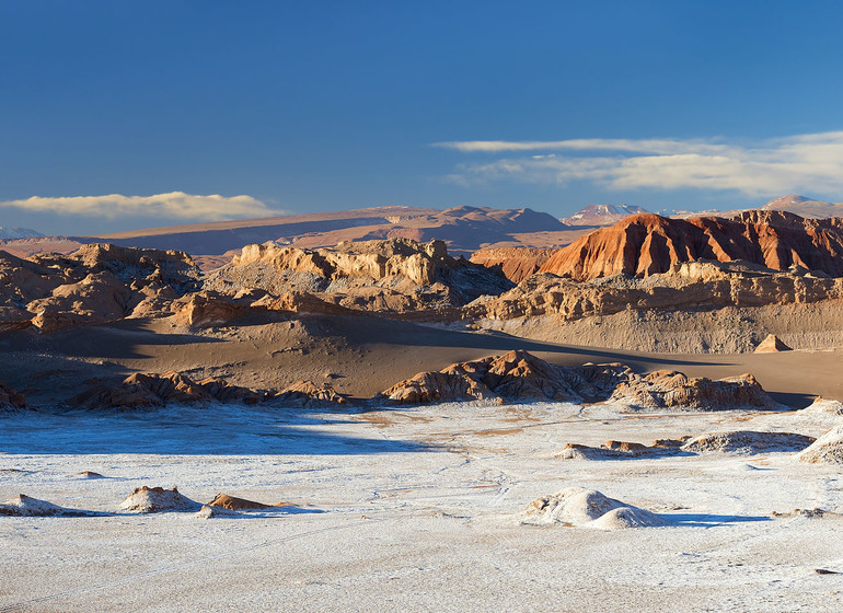 Chili Voyage Atacama Vallée de la Lune