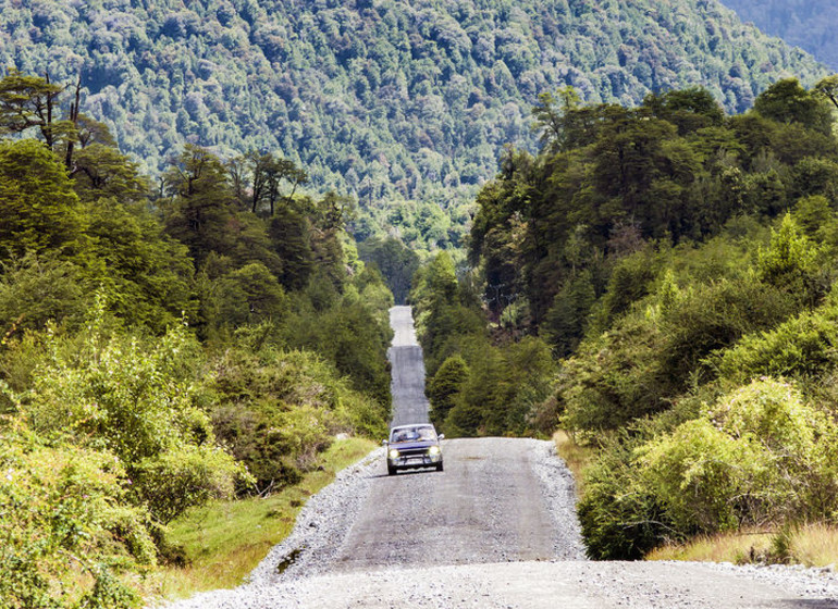 chili Voyage Carretera seul au monde