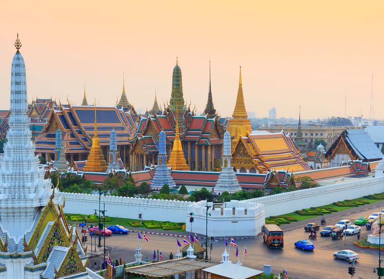 Bangkok & Golfe du Siam
