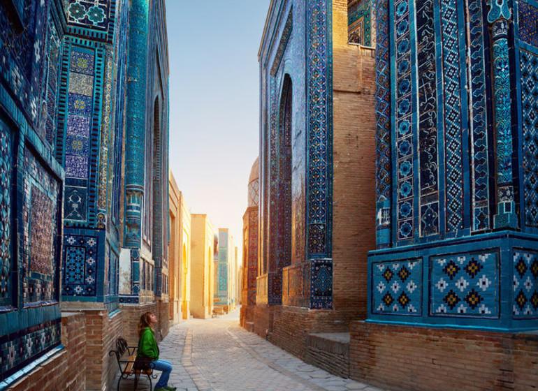 Joyaux de l'Ouzbékistan