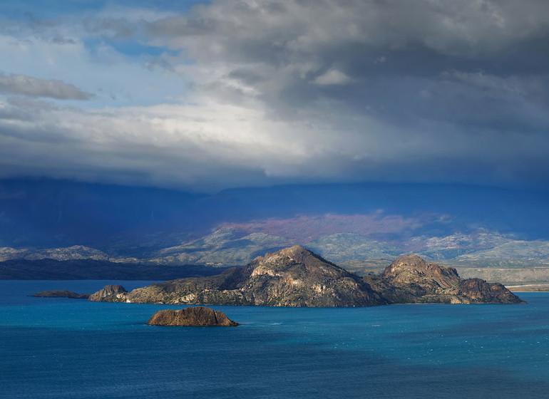 Chili VoyageLago General Carrera