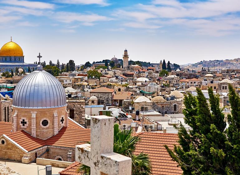 Terre Sainte - Jerusalem