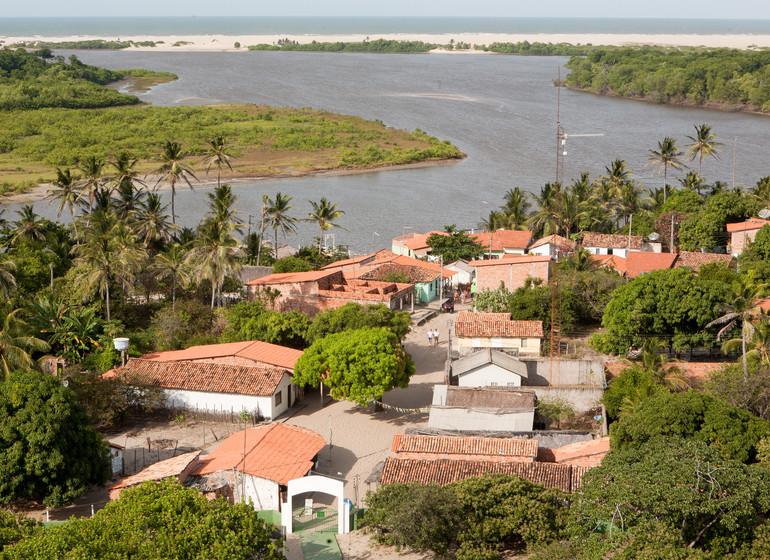 Brésil Voyage entre Bareirinhas et Caburé