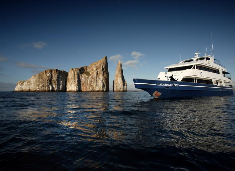 Croisière Galápagos, MV Galapagos Sky