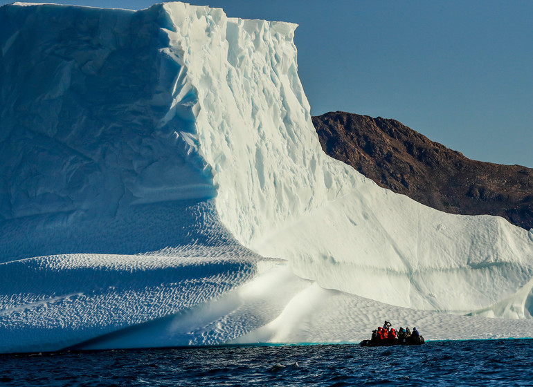Printemps polaire au Spitzberg 2021
