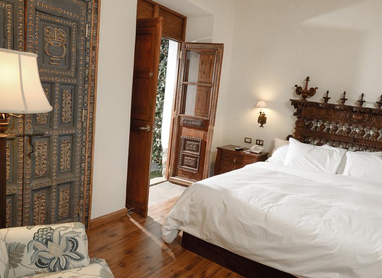 Pérou Voyage Cusco Palacio Manco Capac chambre I