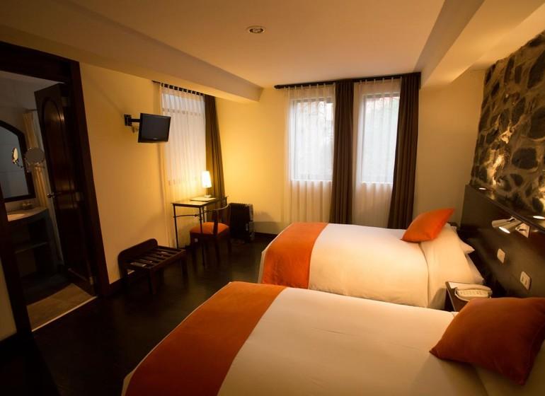 Pérou Voyage Cusco Hotel Encantada chambre twin II