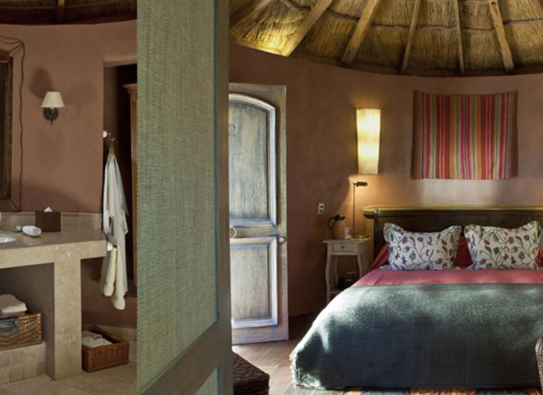 Chili Voyage Awasi Atacama suite double II avec salle de bains