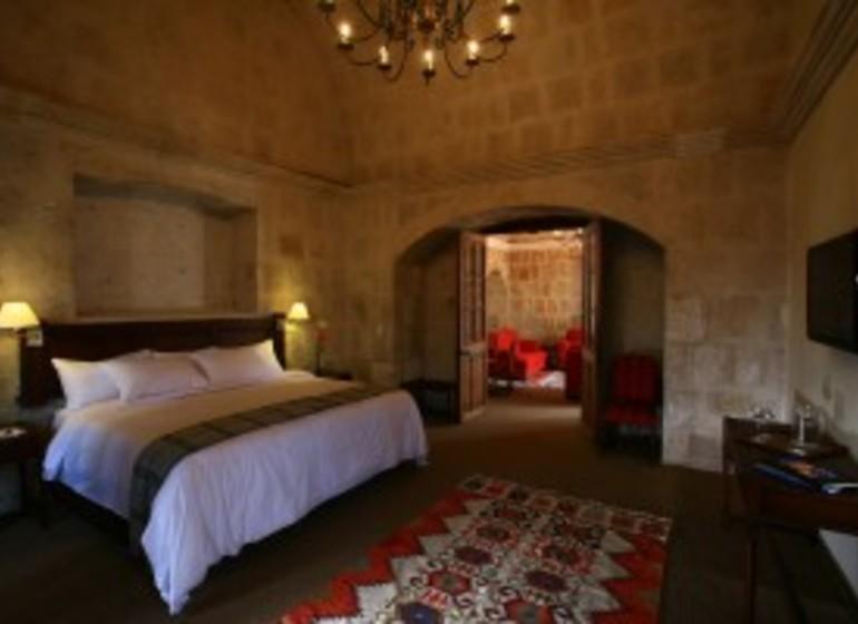 Pérou Voyage Arequipa Casa Andina Premium Suite premium