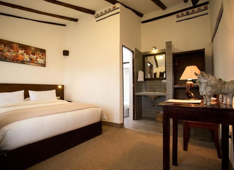 Pérou Voyage Cusco Hotel Encantada chambre I