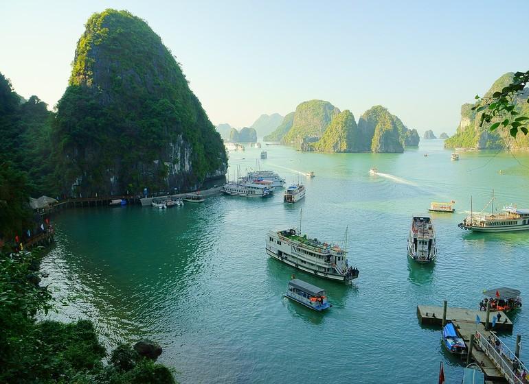 Le Vietnam en Vert et Or