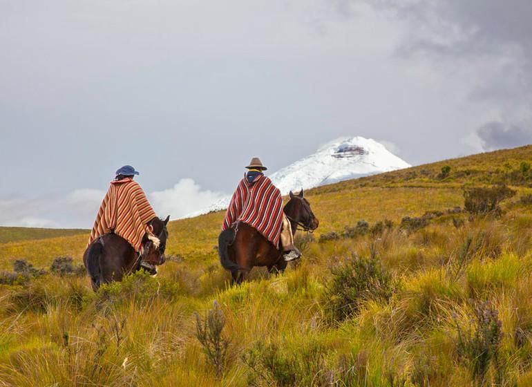 Equateur Voyage Les Andes