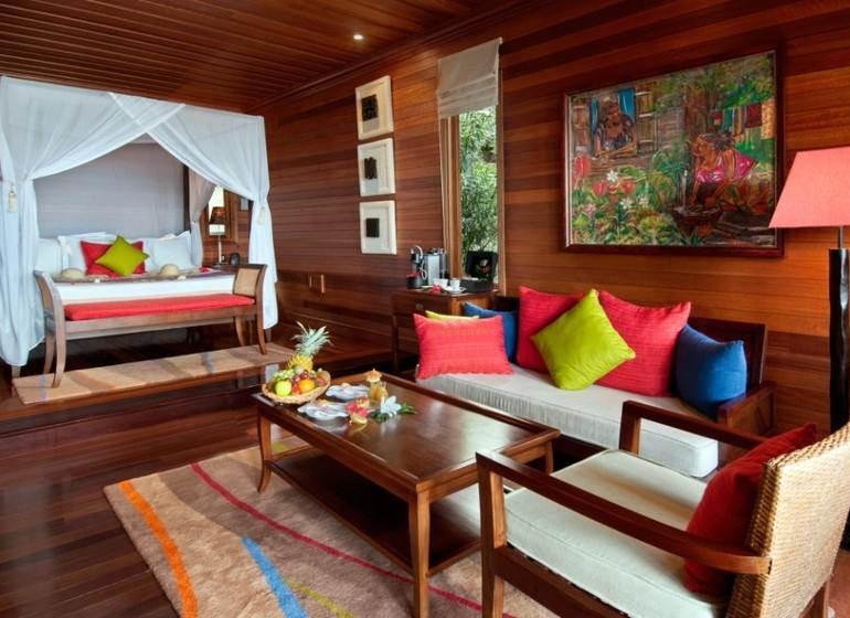 Hotel Hilton Seychelles Northolme, Mahe, Seychelles