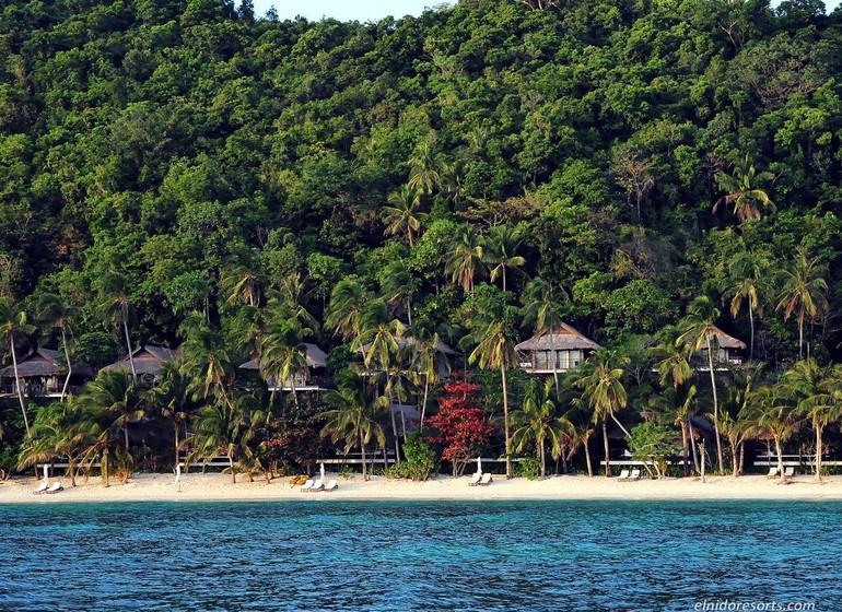 Asie voyage philippines el nido palawan