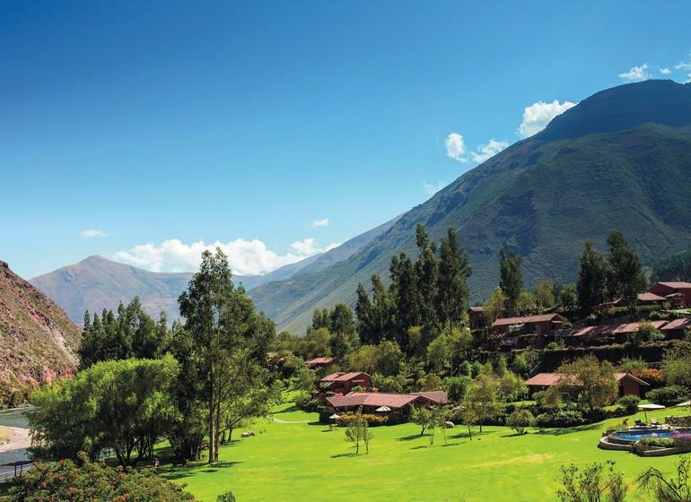 Pérou Voyage Vallée Sacrée vue panoramique