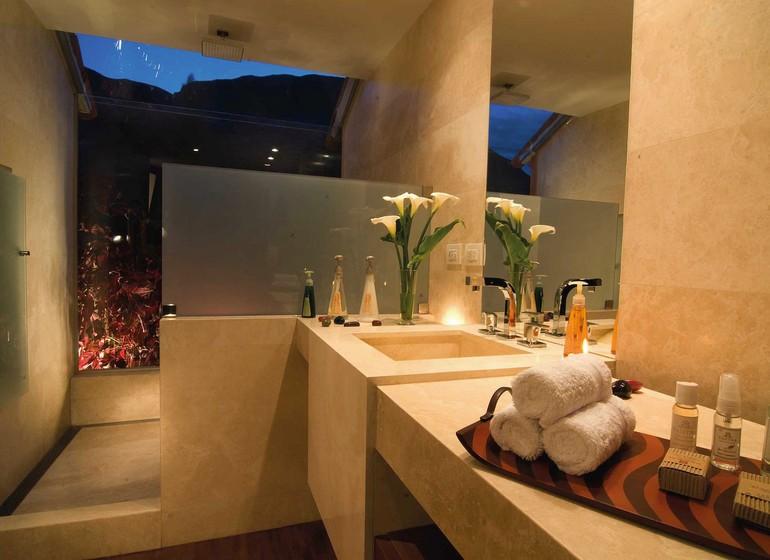 Pérou Voyage Vallée Sacrée salle de bains