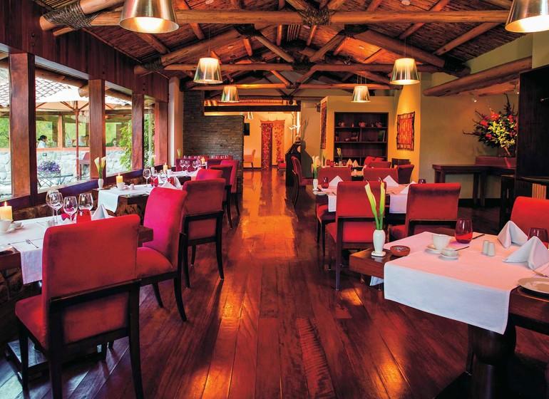 Pérou Voyage Vallée Sacrée restaurant