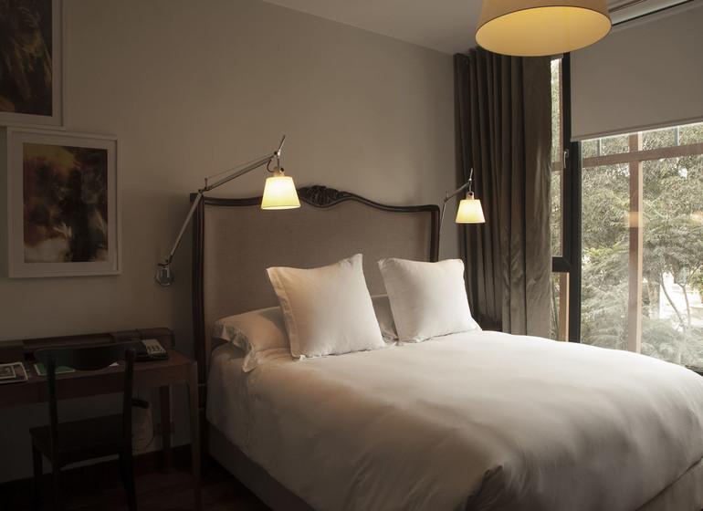 Pérou Voyage Lima Hotel B chambre I