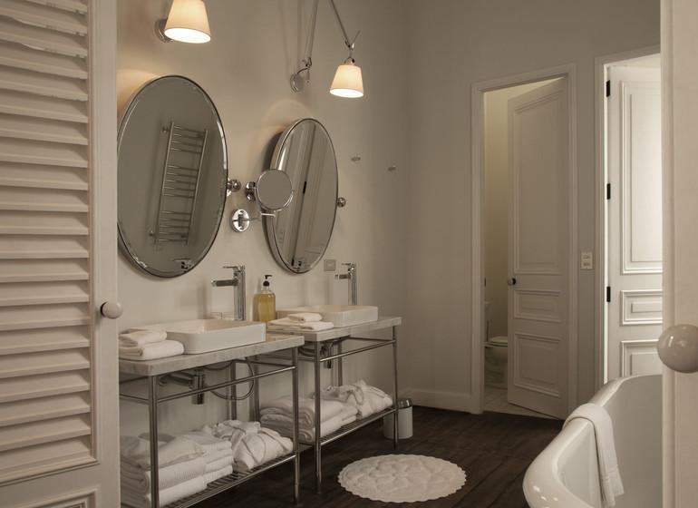 Pérou Voyage Lima Hotel B salle de bain