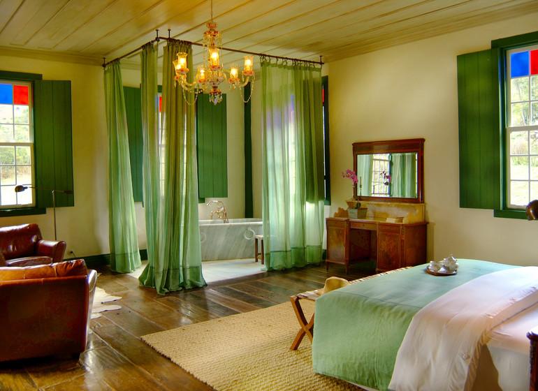 Brésil Voyage Minas Gerais Ibitipoca suite matrimoniale