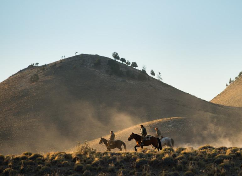 Argentine Voyage Tipiliuke sortie à cheval