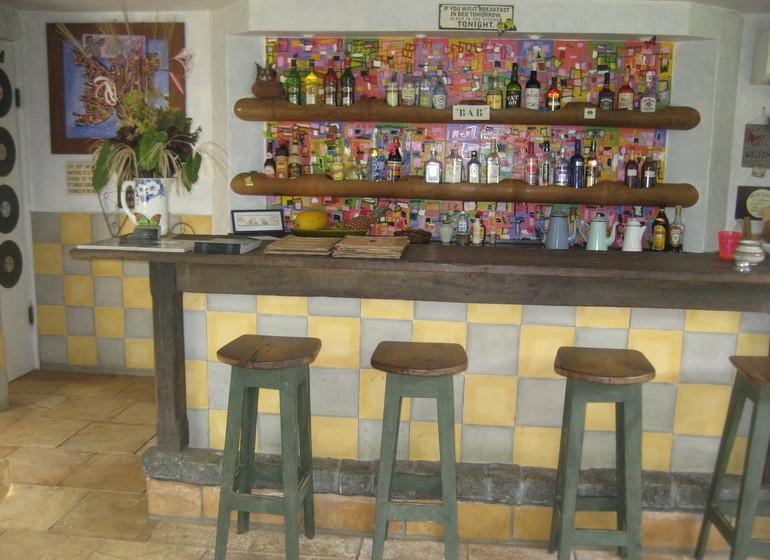 Brésil Voyage Marau Butterlfy House bar