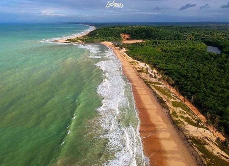 Brésil Voyage plages entre Joao Pessoa et Pipa
