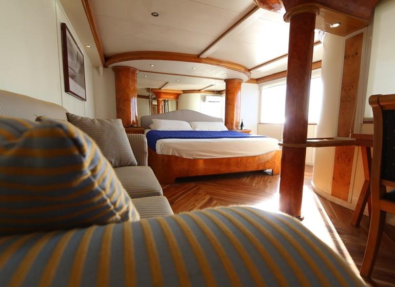 Croisière Galápagos, Yacht Millennium